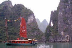 (ONE/MILLION) Tags: life trip travel vacation people history beautiful kids landscape asian boats outdoors islands countryside foods photo google search interesting fishing war rocks asia flickr locals image photos south events north markets sails cities culture favorites lifestyle tags images flags tourists vietnam communist pollution experience return transportation memory 1970 veteran tours economy find interest impressive halongbay groups onemillion williestark