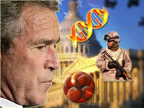 Bush Hubris