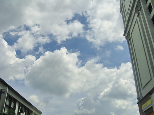 Kuching sky