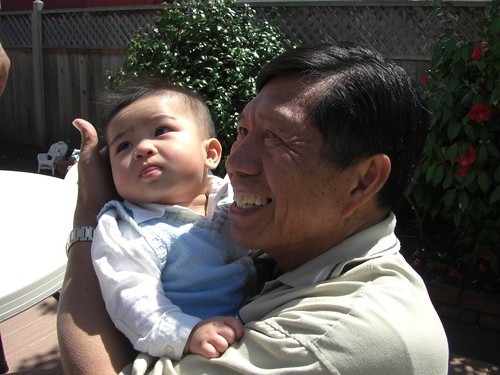 dad with j-baby