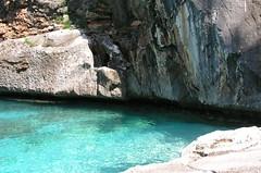 Cala Goloritz (thesanna) Tags: sardegna blue sea italy water paradise italia mare sardinia crystal clear emerald cala marchio goloritz