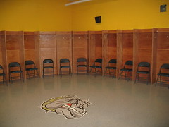 Team Room Interior