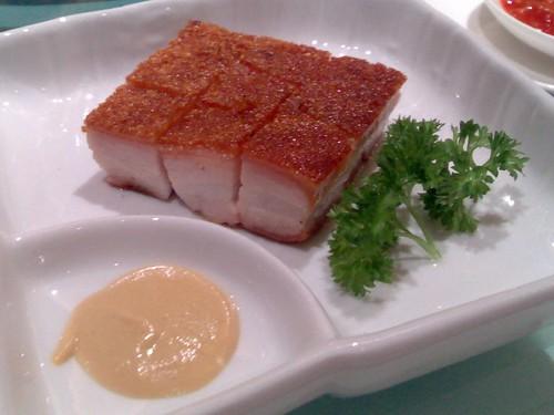 Crispy pork - Chinese style