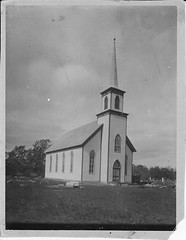 Original Sand Hill church