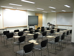 Classroom by Valley Library (Oregon State University), on Flickr