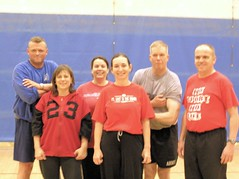 Second place winners; the Parents, and Chaplains! - by Mighty mighty bigmac