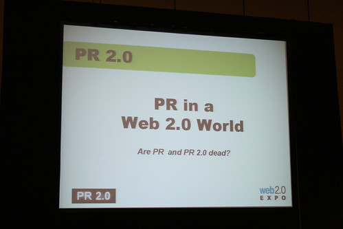 PR 2.0 Panel @W2E