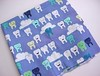 - Smile Tooth Fabric - (Warm 'n Fuzzy) Tags: blue smile tooth craft fabric molar alexanderhenry