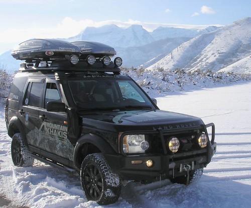 Build Tour near Copper Mountain, CO