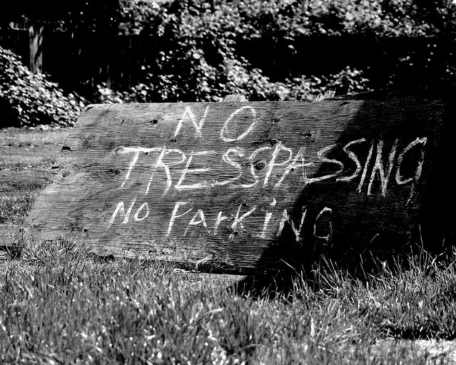 No Tresspassing Two