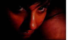 Io l'inferno lo ingoio davanti ai  tuoi occhi... (frakokot) Tags: francesca inferno rosso volto