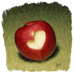 With love to Apple - by Shlomi Kramer