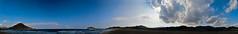 Playa de Los genoveses (Dani3D) Tags: sea beach clouds mar playa nubes almería cabodegata playadelosgenoveses