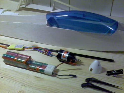 electric glider