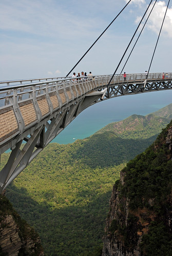 Skybridge, Langkawi Cable Car