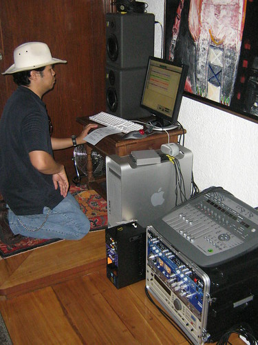 live recording system, mobile studio for remote music concerts and events