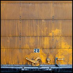 2 8 (@jessewright) Tags: door art truck design industrial dirt grime rivet truckart jessewright img9487b