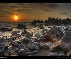 Rocas del fuego y del agua - by Doblonaut