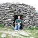 Me in a Stone Hut