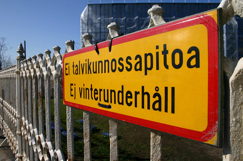 Finnish Sign