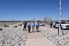 Border Visit To Keep Families Together, June 22 & 23, 2018.
