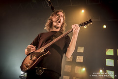 Opeth @ Le Trianon, Paris | 22/11/2016 (Philippe Bareille) Tags: opeth mikaelåkerfeldt progressivedeathmetal deathmetal doommetal blackmetal progressivemetal avantguardmetal progressiverock paris france le trianon 2016 music live livemusic show concert gig stage band rock rockband metal canon eos 6d canoneos6d musicwavesfr musicwaves swedish