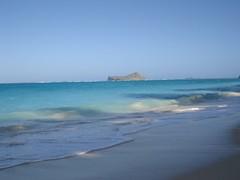 Rabbit Island 2 (aggiegogo) Tags: manoafalls oahu hawaii agathe sharack kailiabeach waterfalls sandybeach waimanolobeach makapuubeach hiking sand water waves surfing rentalcar eastoahu