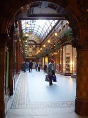 Central Mall (Kloeffon) Tags: newcastle centralarcade centralmall