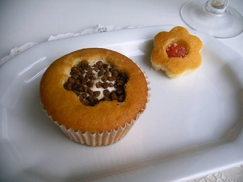 Dondurmalı muffin