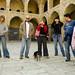 The gang in Han El Umdan (Acre - Akko)