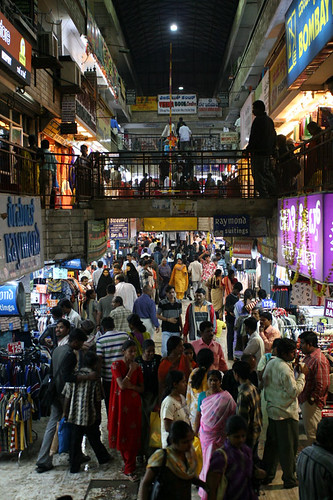 Shopping in Bangalore por Stuart-Forster.