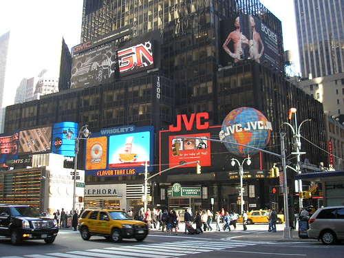 New York Billboards by muhawi001.