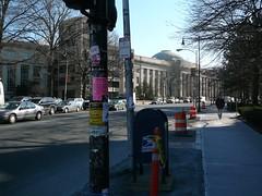 down mass ave from vassar street (alist) Tags: mit 02139 massachusettsinstituteoftechnology