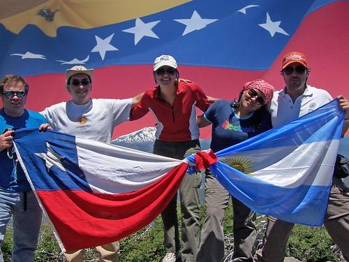 Seamos una sola Latinoamerica :) No mas peleas