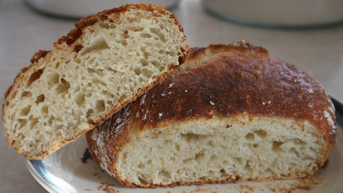 No Knead Bread: The Inside