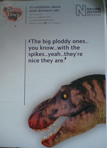 The big ploddy ones, they're nice they are