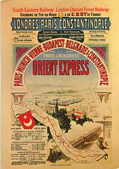 Iklan Train Orient Express