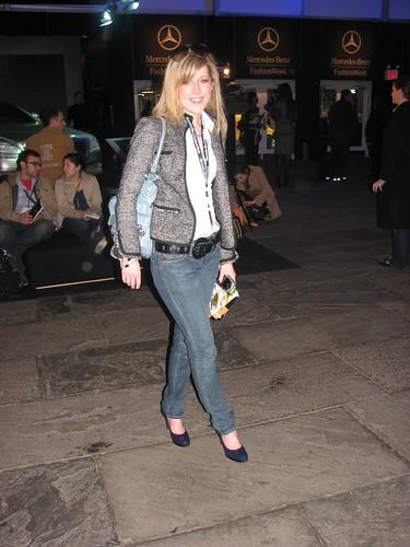 Fashion Week People Watch Street Style