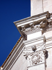 Particolare Santuario di Macereto - Visso (MC) (eliofilo) Tags: italy italia pg di umbria santuario particolare visso macereto