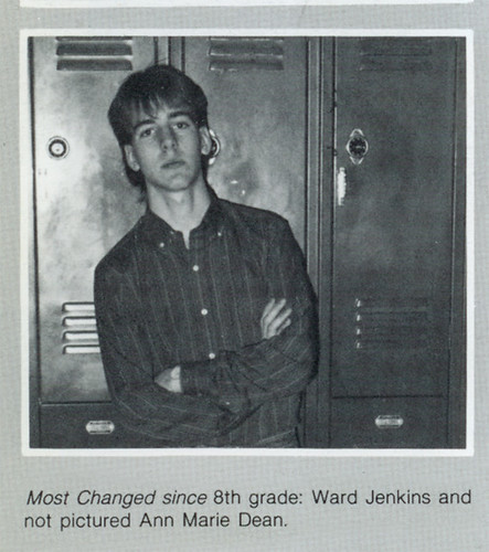 1986: Most Changed Since 8th Grade