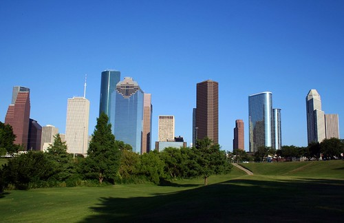 Perfect Day for a Beautiful Skyline