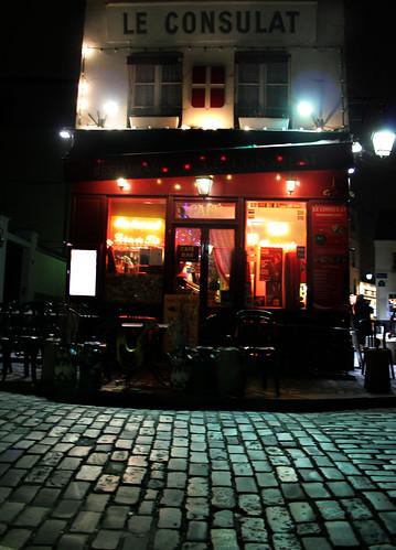 Le consulat à Montmartre