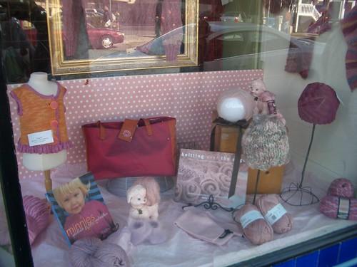 Pretty In Pink Window