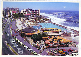 Sea Point Pavilion circa 1977