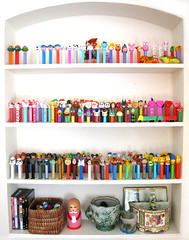 Pez (Katey Nicosia) Tags: pez collections