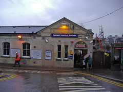 Picture of Finchley Central Station