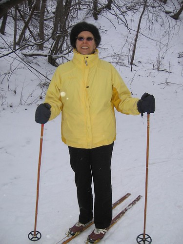 Meals on Wheels and ross Country Skiing