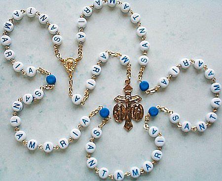 Santa Maria rosary