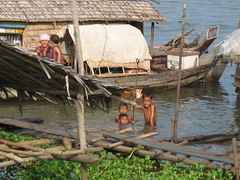Kompong Chhang Tonle Sap