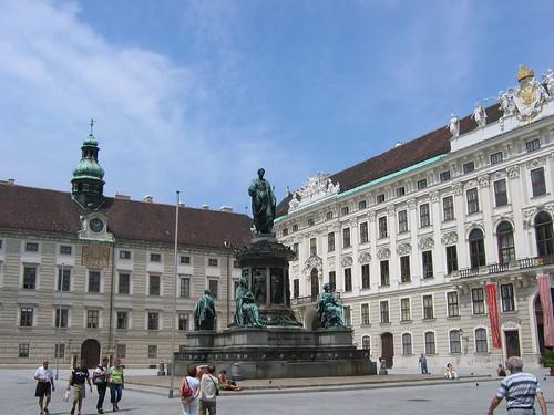ארמון הופבורג, וינה, אוסטריה